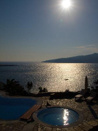 Agios Sostis, Greece: Il mattino