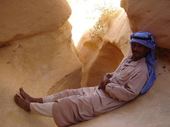 Mount Sinai: Guide local bedouin