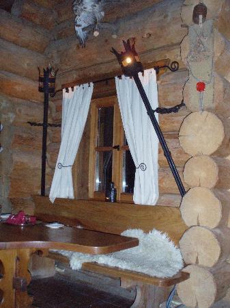 The Bavarian Restaurant : inside 1