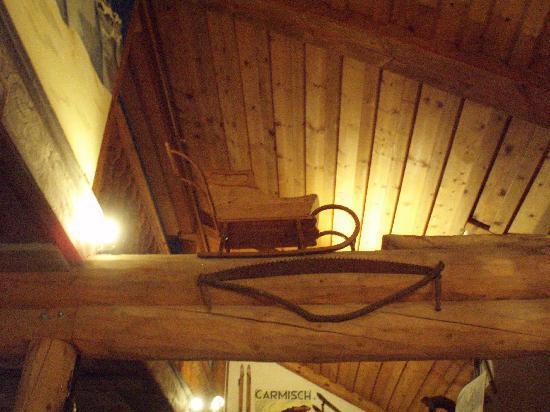 The Bavarian Restaurant : inside 2