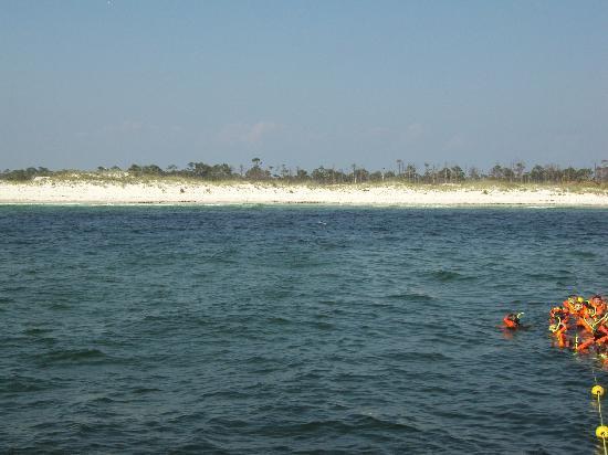 Island Time Sailing: Shell Island
