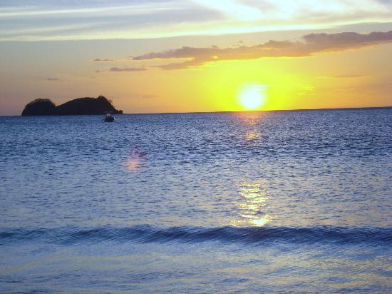 Playa Hermosa Sunset