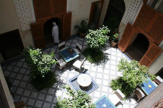 Riad Litzy: Museo Dar St Said ( 10 min walk)