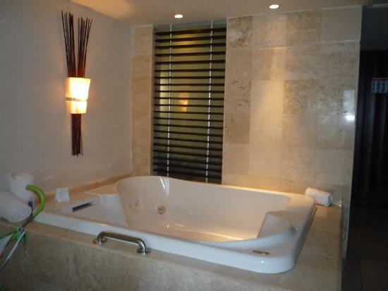 Oscar hotels with jacuzzi in bedroom Tilt-A-Roll