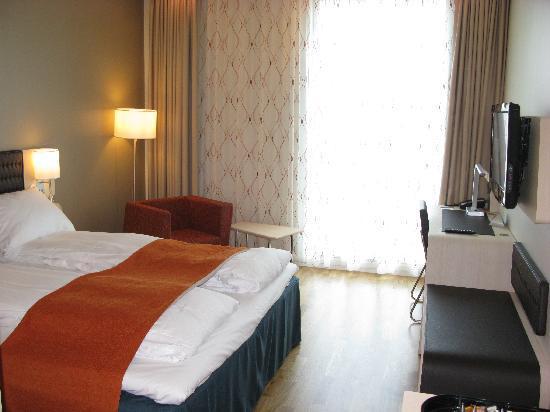 Radisson Blu Hotel, Trondheim Airport: Zimmer
