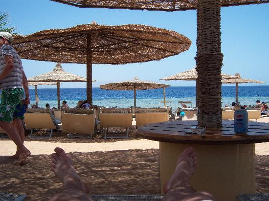 The Royal Savoy Sharm El Sheikh: On the beach