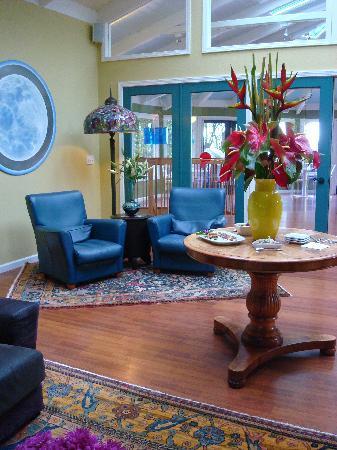Waianuhea Bed & Breakfast: Great room