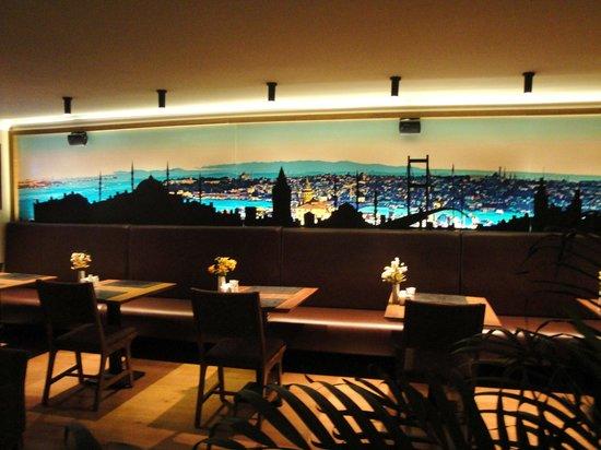 Arden Park Hotel: Cafetería del Hotel Le Piano