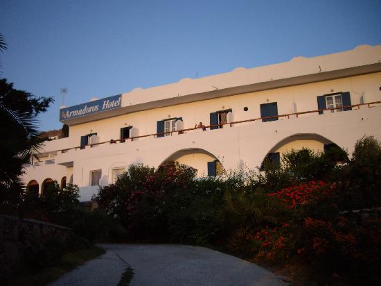 Armadoros Hotel : hotel