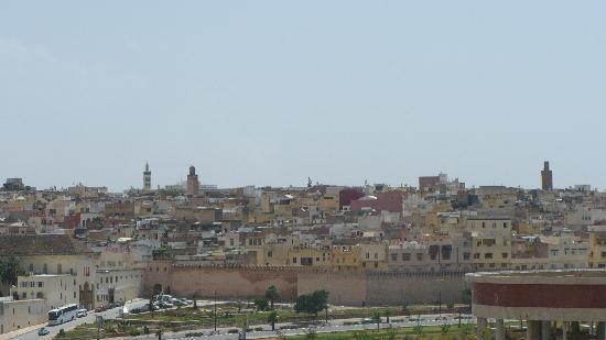 Meknes view