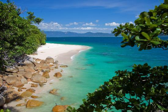 Остров Фицрой, Австралия: Fitzroy Island Resort - Nudie Beach