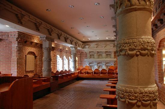 The Nationality Rooms : The Indian Room