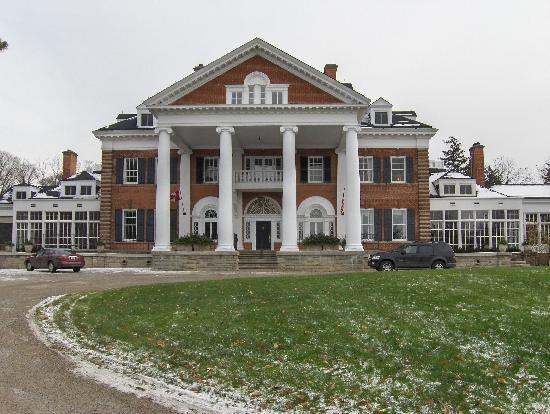 Langdon Hall Country House Hotel Amp Spa Picture Of