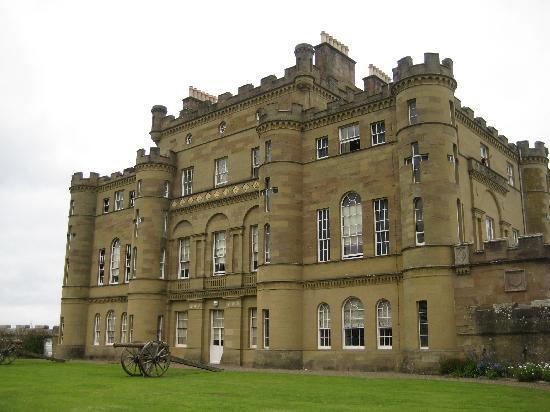 Culzean Castle and Country Park: The castle