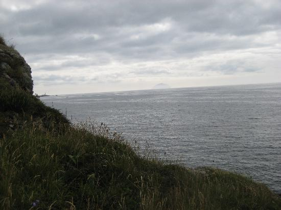 Culzean Castle and Country Park: The view from the castle
