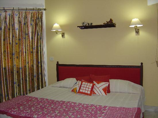 Aashiyan Bed & Breakfast: Carnation Room