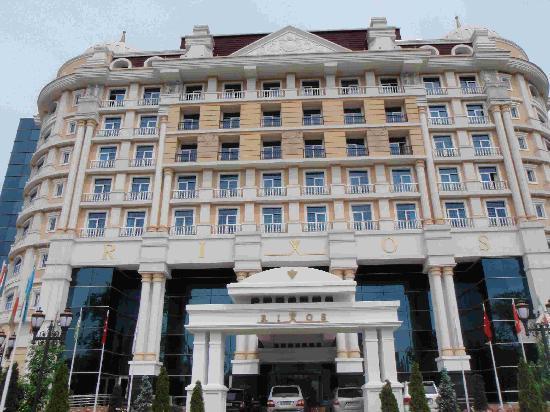 Rixos Almaty: The Rixos hotel