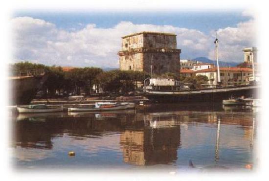 Hotel Lupori: Matilde tower