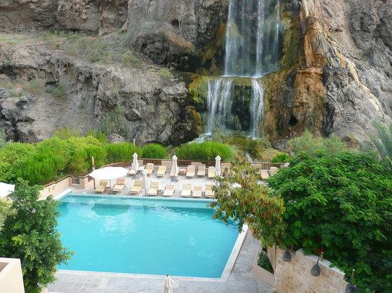 Ma'In Hot Springs : piscine