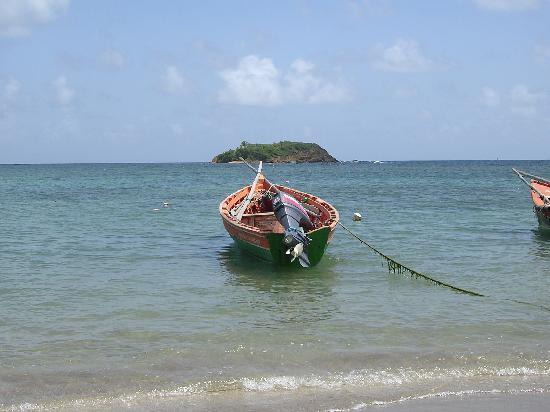 Karibéa Résidence La Goélette: plage  hotel  (300 m)