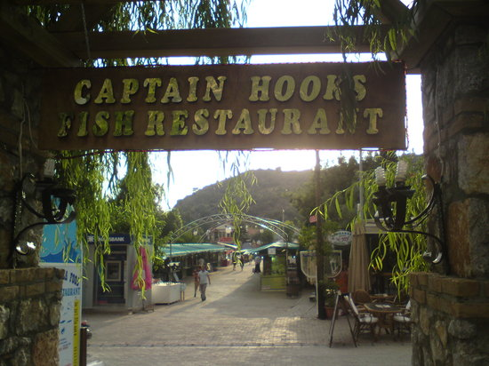 Captain Hook's Seafood Restaurant : Lovely ambience