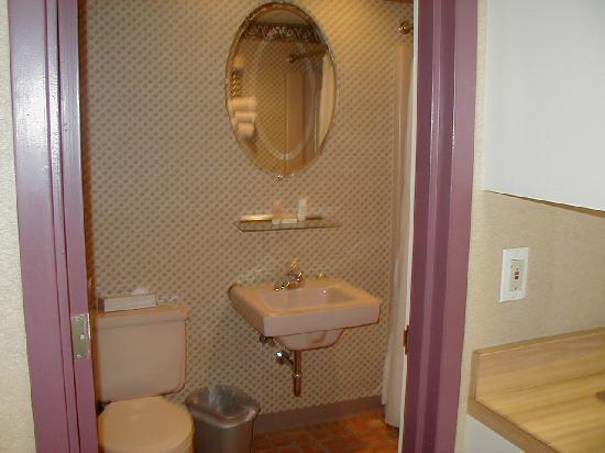 Mountain Laurel Resort & Spa: Second Bathroom