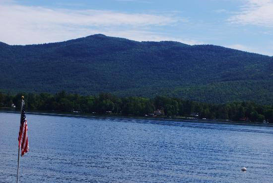 Blair House: Lake George