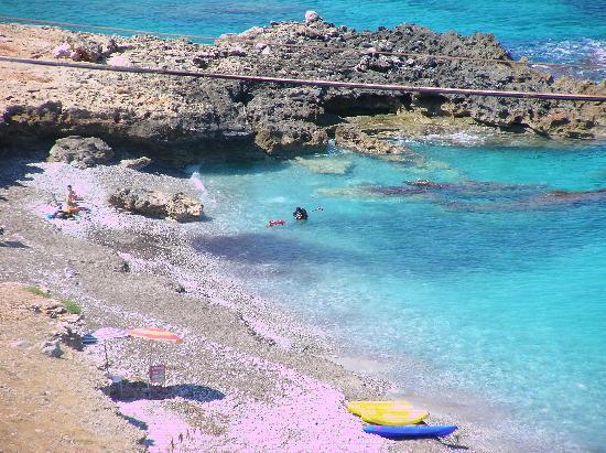San Vito lo Capo, Italia: Spiaggia Macari