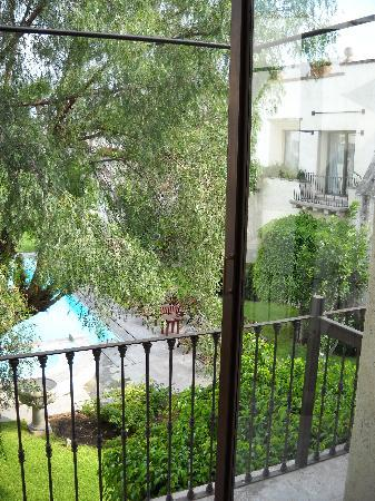 Dona Urraca Hotel & Spa: View from our window