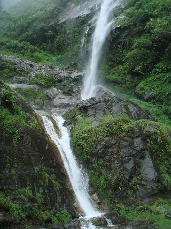Pelling, India: Best water-fall