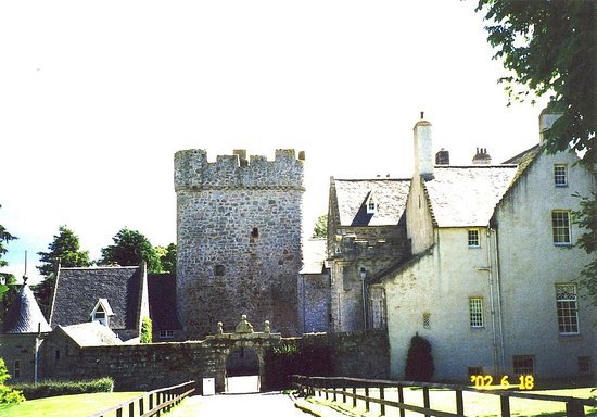 Drum Castle, Garden & Estate