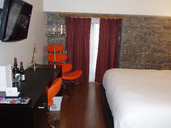 Le Petit Hotel: chambre