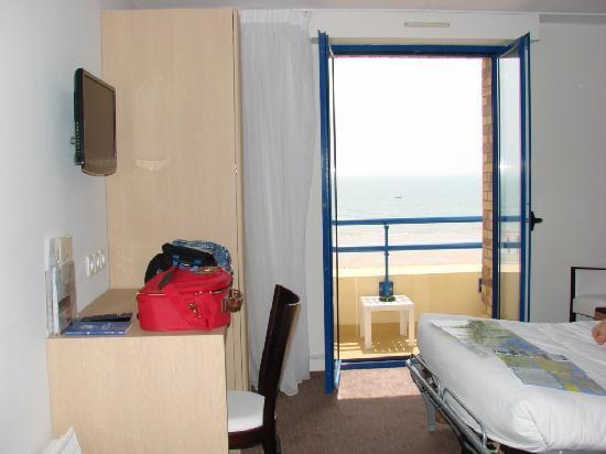 Hotel de la Plage : salon suite