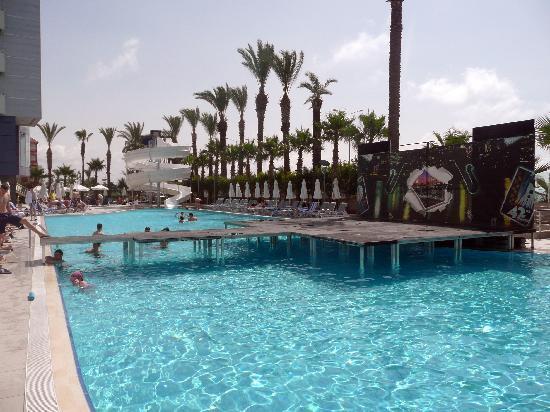 Pool Picture Of Porto Bello Hotel Resort Spa Antalya Tripadvisor