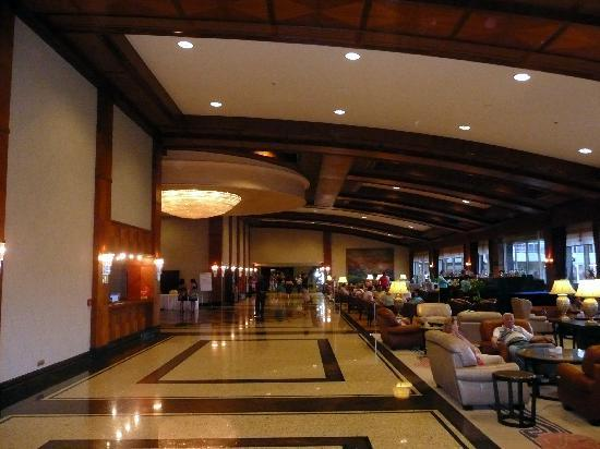 Porto Bello Hotel Resort & Spa: lobby