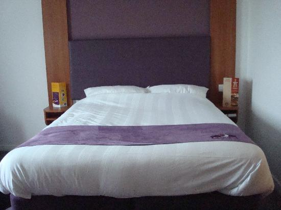 Premier Inn Sunderland A19/A1231 Hotel: bedroom