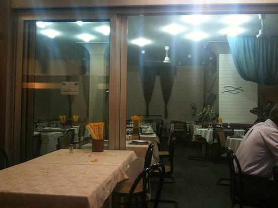 Ristorante Il Veliero: Don't waste your money on this place!