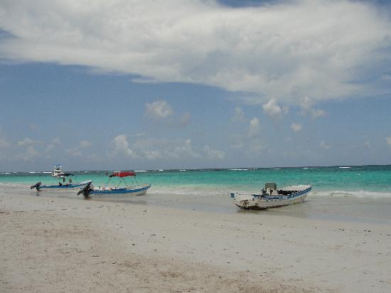 Tulum, Mexico: Beautiful beaches