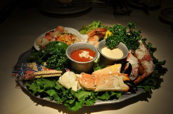 Joe's Seafood, Prime Steak & Stone Crab : 2nd Mortgage for 2pp