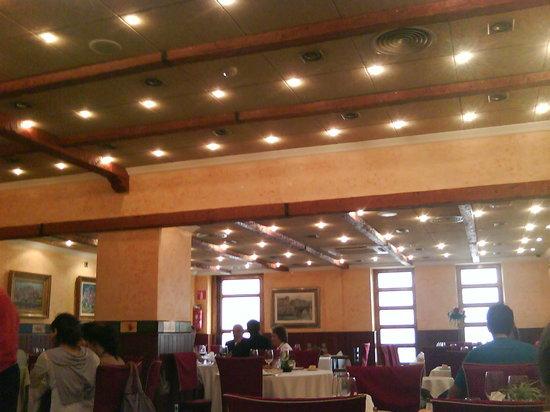 Restaurante El Churra: comedor