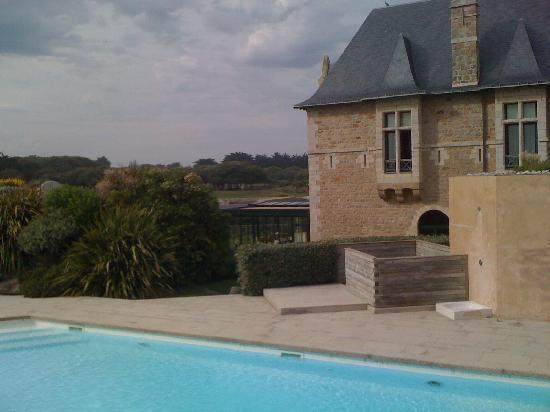 Le Croisic, France : piscine