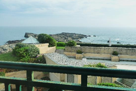 Le Fort De L'Ocean : vue