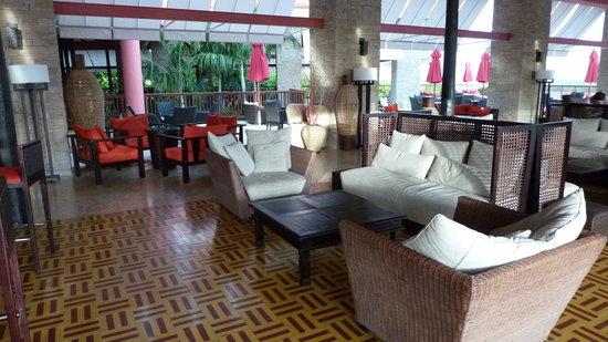 Decameron Barú: vista del hotel