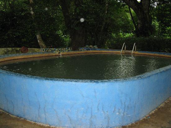 Anton Valley Hotel: Hot springs soaking pool
