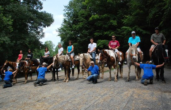 Smoky Mountain Riding Stables