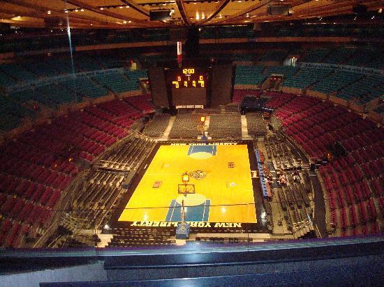 Madison Square Garden Basketball All Basketball Scores Info