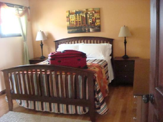 Motel Le Jolibourg: Chambre #2