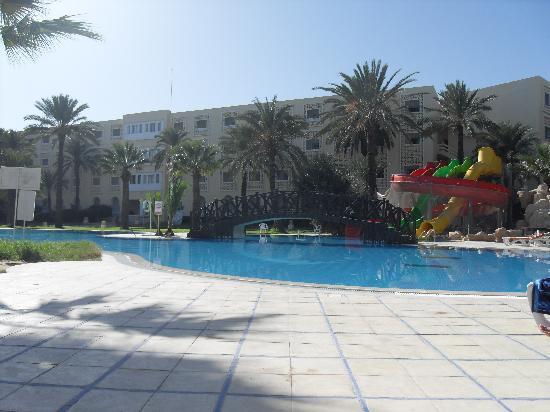 Hotel Marhaba: pool