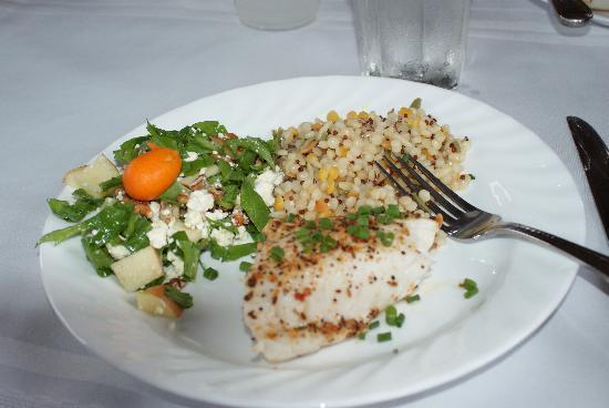 Galley Gourmet: Rockfish Dinner
