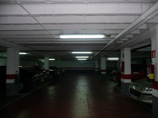 NH Sport: Parking